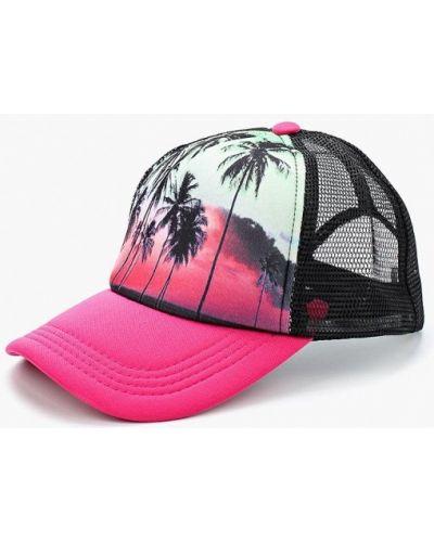 Розовая кепка Modis