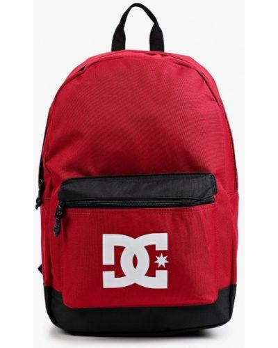 Рюкзак из полиэстера - красный Dc Shoes