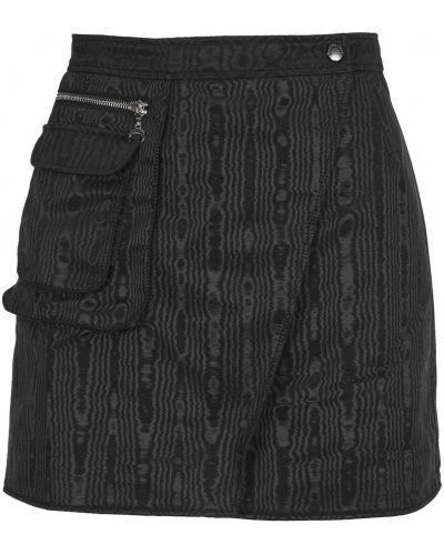 Czarna spódnica Marine Serre