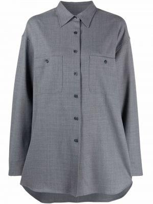 Flanelowa koszula Filippa K