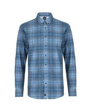 Рубашка синий Strellson