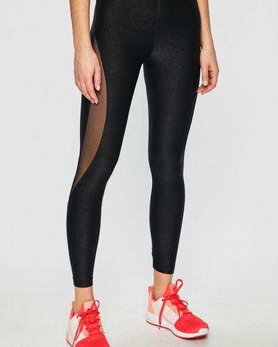 Спортивные брюки с поясом черные Desigual Sport