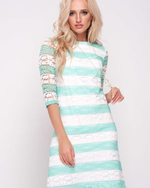 Вечернее платье летнее мини Leleya