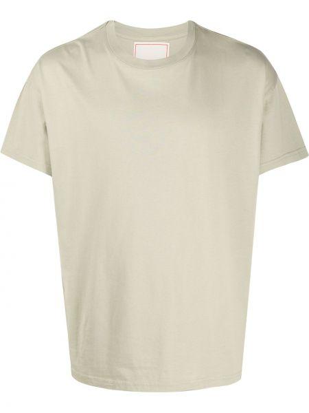 Koszula krótkie z krótkim rękawem prosto z nadrukiem Jeanerica