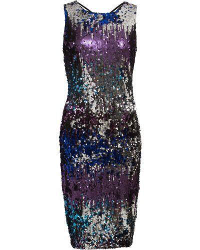 Вечернее платье с пайетками коктейльное Bonprix