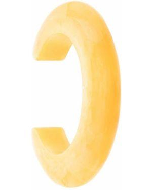 Акриловый желтый браслет Lizzie Fortunato Jewels