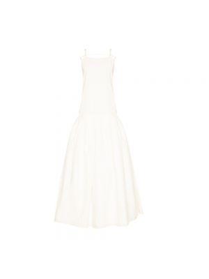 Sukienka na wesele - biała Jacquemus