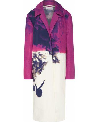 Пальто розовое летнее Dries Van Noten