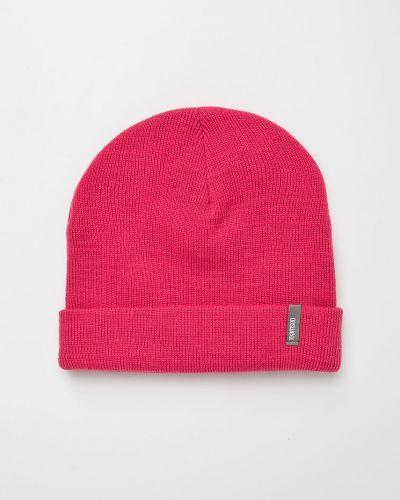 Зимняя шапка с отворотом из джерси Answear