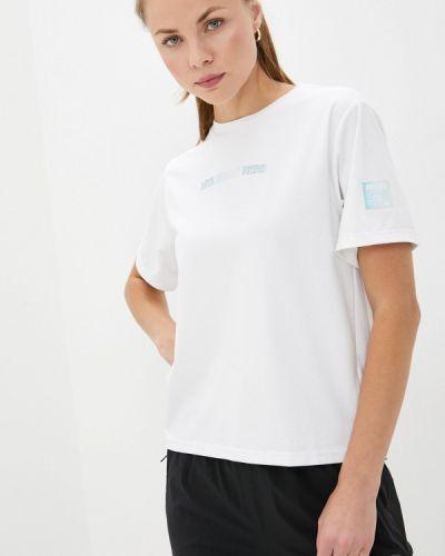 Белая футболка Anta