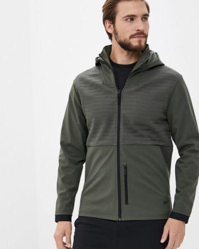 Теплая куртка хаки Reebok