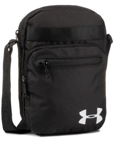 Czarny torba crossbody Saszetka Under Armour