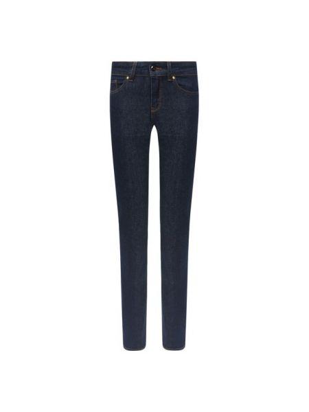 Хлопковые джинсы - синие Windsor