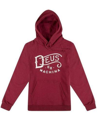 Czerwona bluza Deus Ex Machina