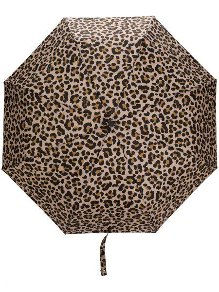 Parasol z printem - khaki Mackintosh
