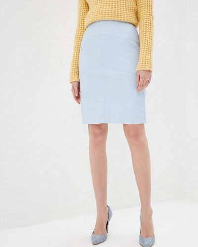 Кожаная юбка Dlys