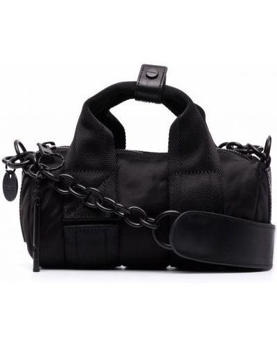 Черная сумка тоут Diesel