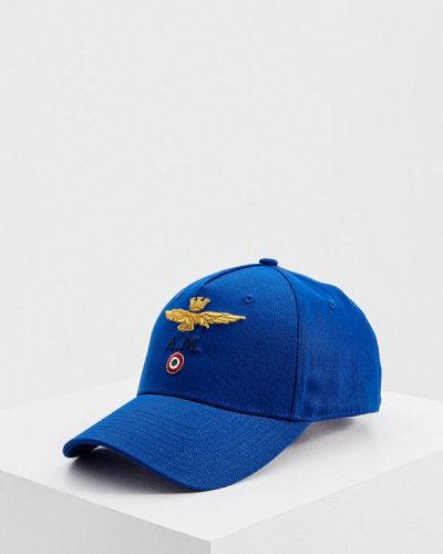 Бейсболка - синяя Aeronautica Militare