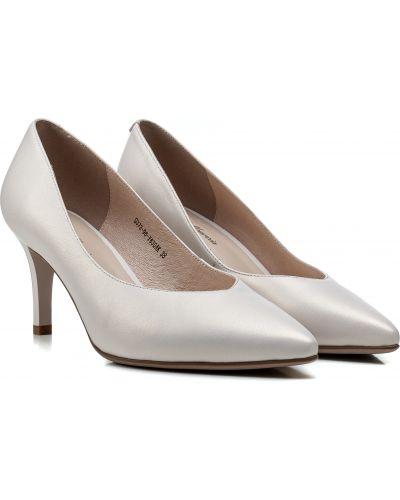 Туфли - белые Lady Marcia