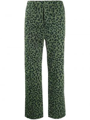 Прямые брюки с поясом новогодние Vyner Articles