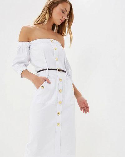 Платье с открытыми плечами Trendyangel