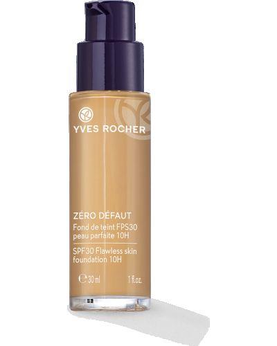 Тональный крем для лица кожаный от морщин Yves Rocher