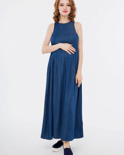 Платье синее Week By Week