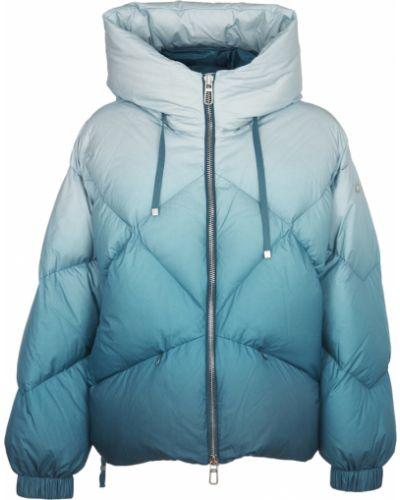 Niebieski płaszcz Duno