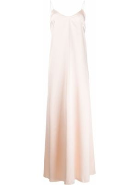 Платье миди с открытой спиной платье-комбинация Oséree