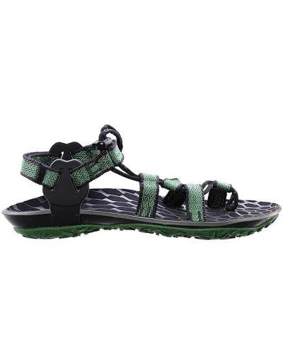 Зеленые сандалии Lizard