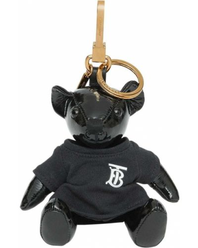 Брелок черный Burberry