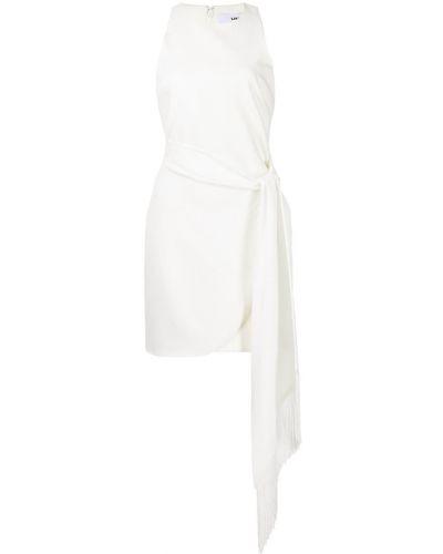 Платье мини с вырезом - белое Likely