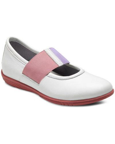 Туфли мягкий белый Ecco