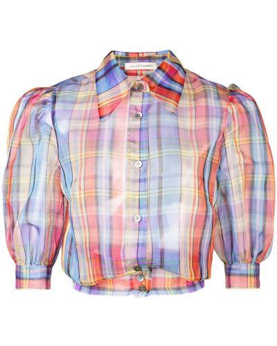 Классическая блузка с манжетами Jill Stuart