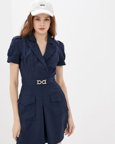 Платье - синее Rinascimento