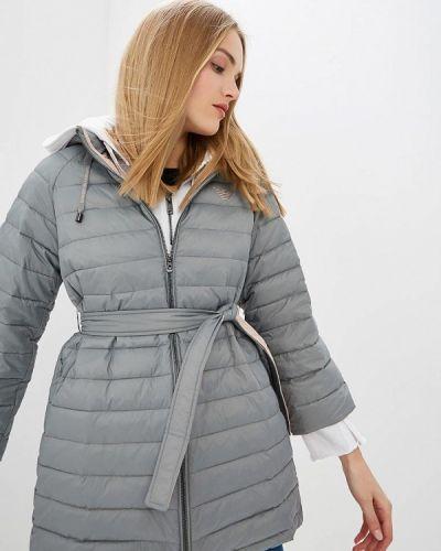 Утепленная куртка демисезонная весенняя Emporio Armani