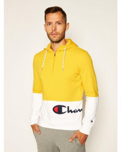 Bluza - żółta Champion