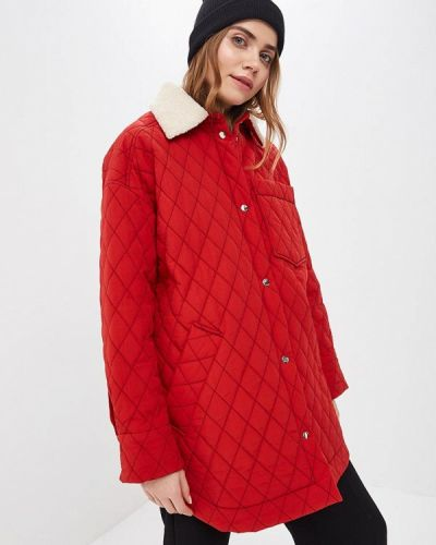 Утепленная куртка демисезонная осенняя форма