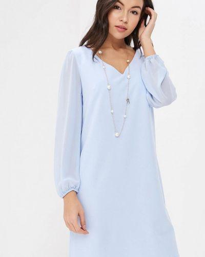 Голубое платье Rinascimento