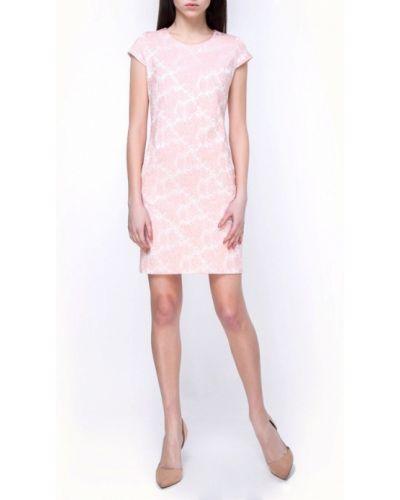 Розовое платье Vergans