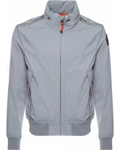 Текстильная серая куртка Parajumpers