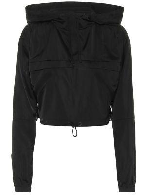 Тренировочная черная спортивная куртка Adam Selman Sport