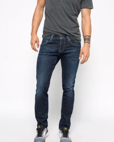 Джинсы-скинни с заниженной талией Pepe Jeans