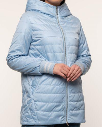 Текстильная прямая утепленная куртка Alyaska