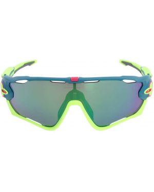 Okulary przeciwsłoneczne dla wzroku szkło zielony Oakley