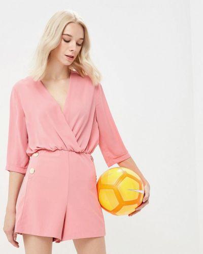 Комбинезон с шортами итальянский розовый Imperial