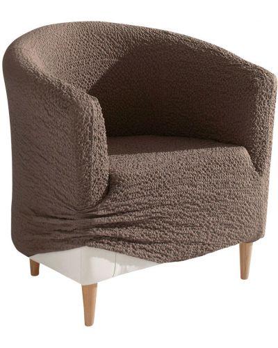Коричневое кресло классическое Bonprix