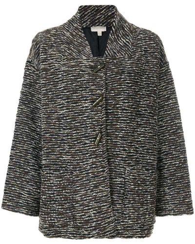 Пальто с капюшоном Krizia Pre-owned