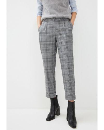 Серые классические брюки Blauz