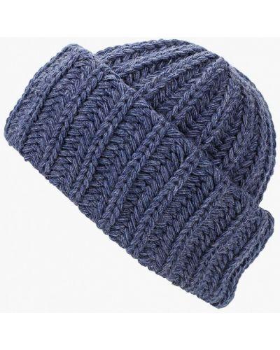 Синяя шапка осенняя Mascotte